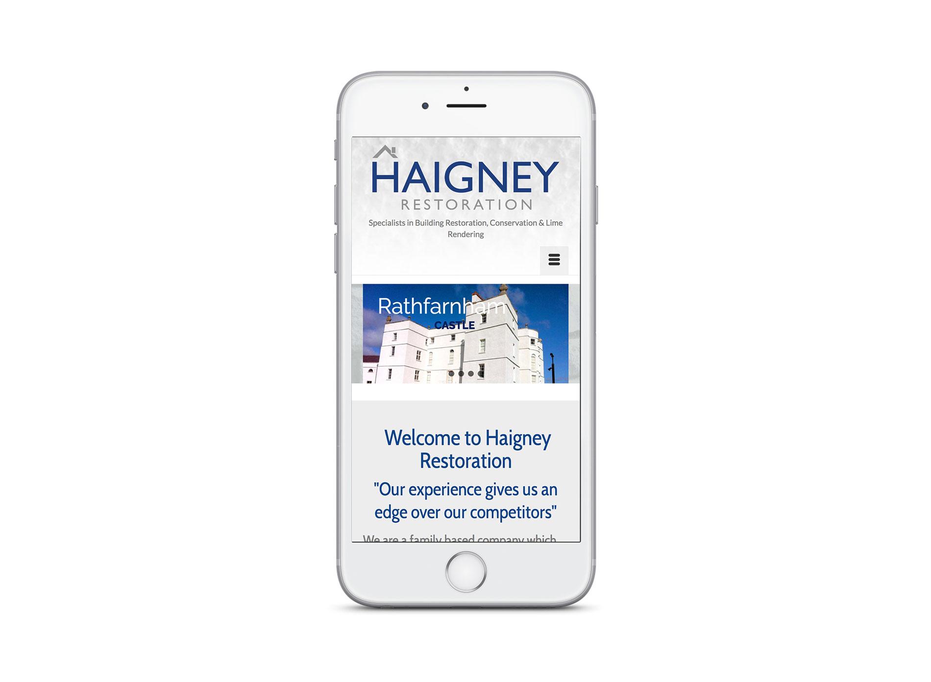 Haigney Restoration